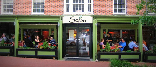 Scion - Dupont Circle