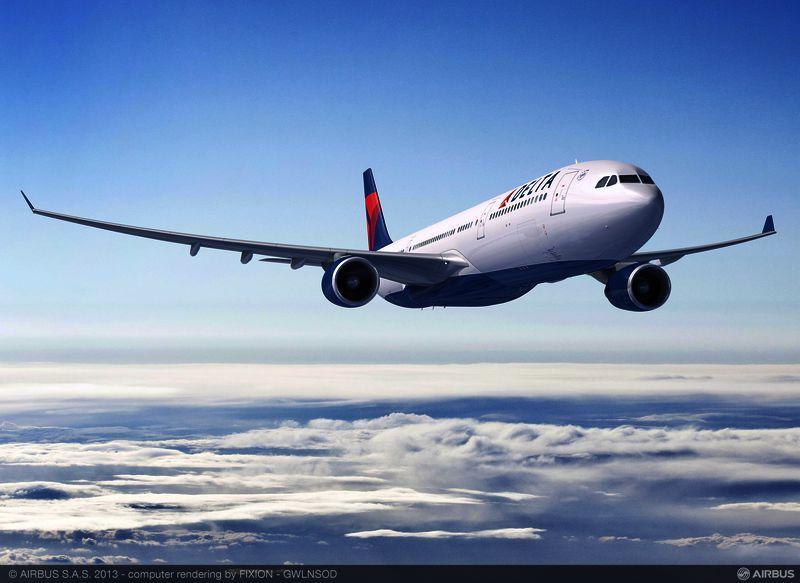 Delta Air Lines A330-300