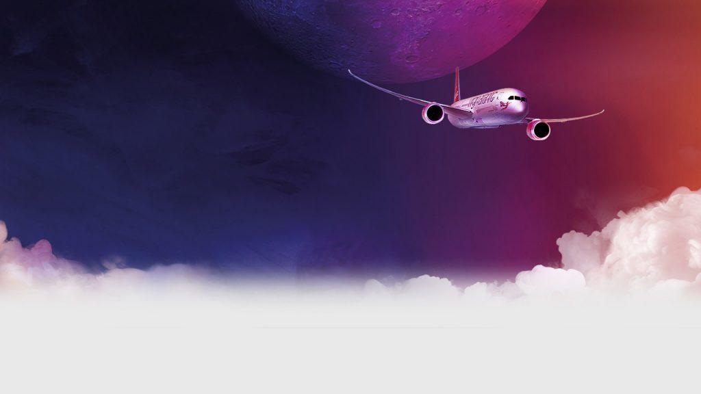 Virgin Boeing 787