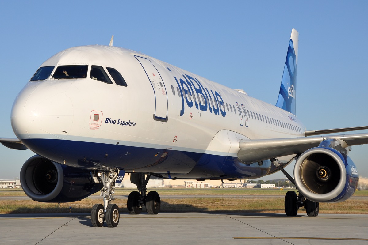 internal of jetblue weakness