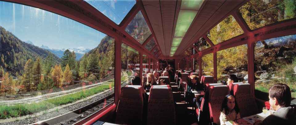 Discover Switzerland At A Discount With Rail Europe - Go Jetting
