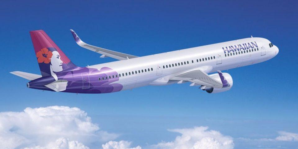 Hawaiian's new Airbus A321neo