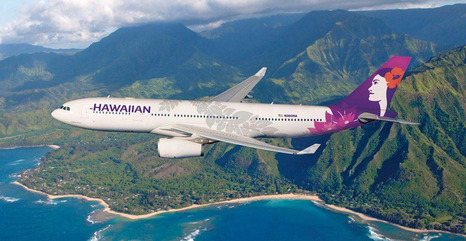 Hawaiian Airlines aircraft