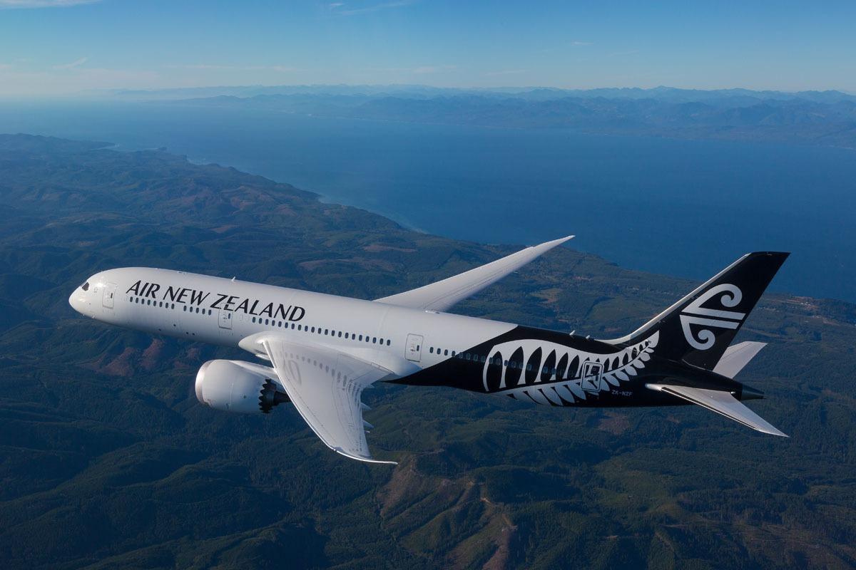 Air New Zealand Boeing 787