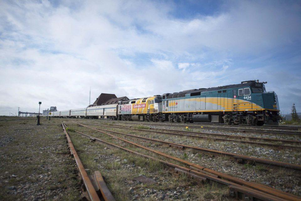 Rail Passenger Service Canada