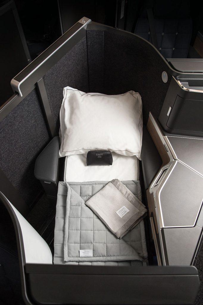 British Airways' Club World Suite