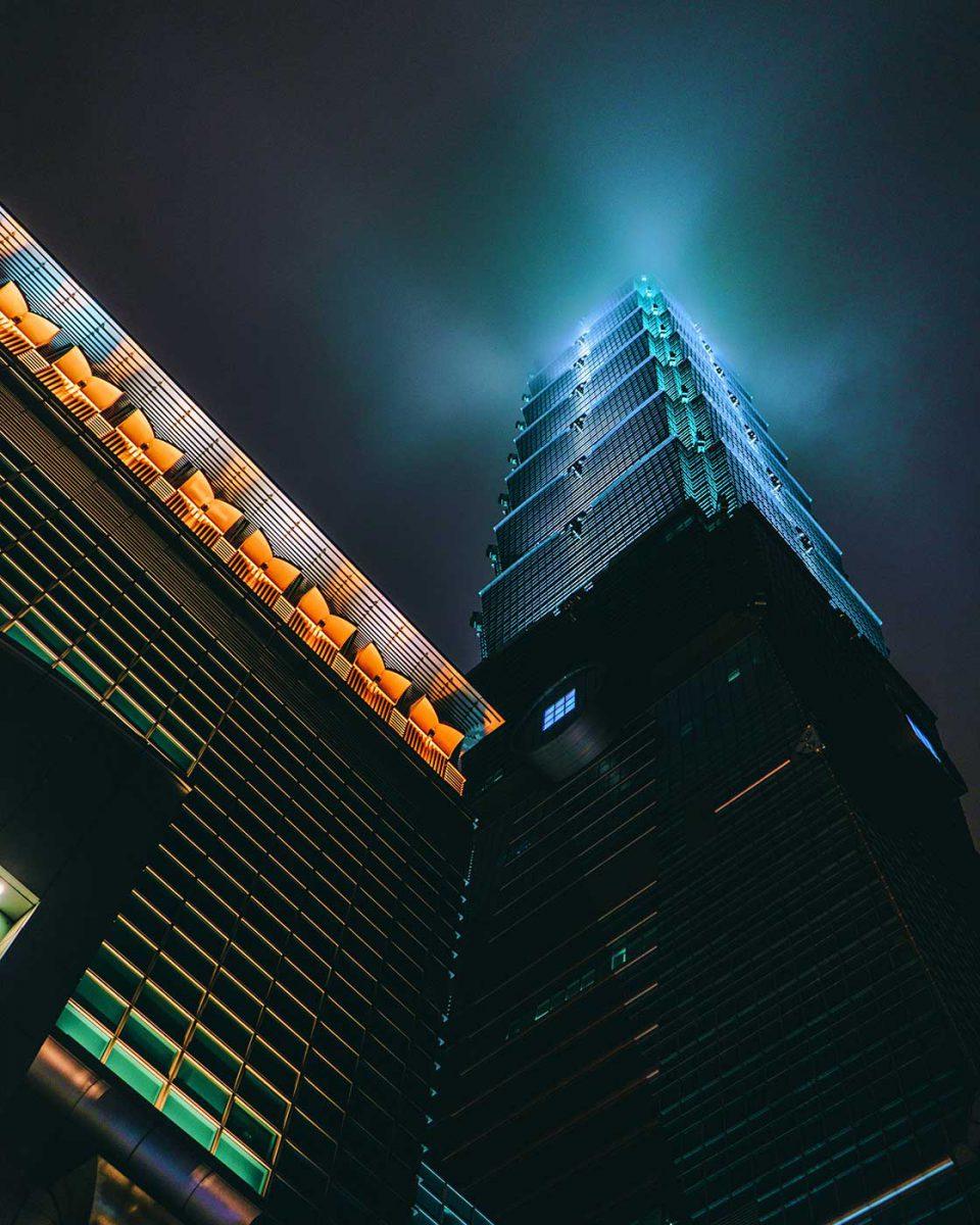 Taipei 101 in Taipei