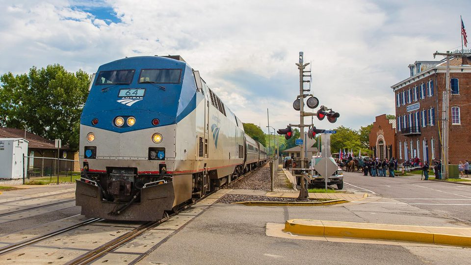 Amtrak's Missouri River Runner